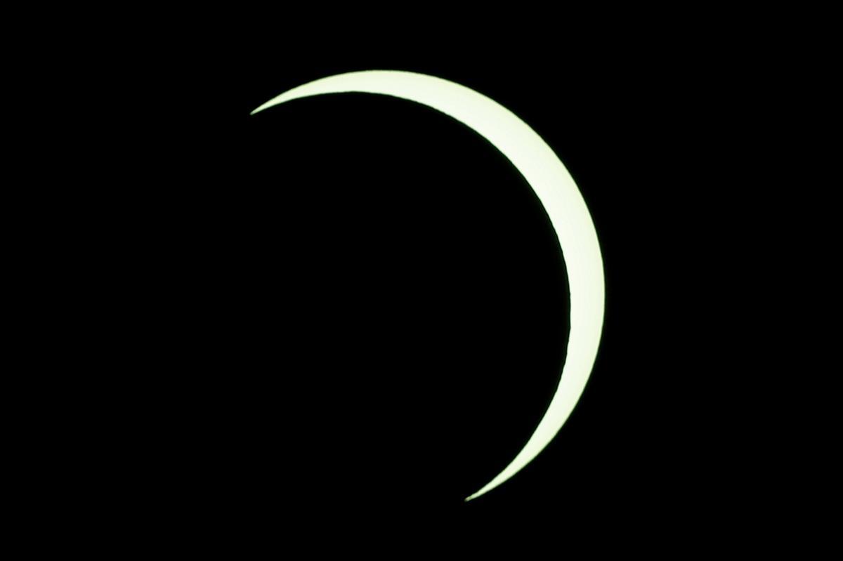 Полутеневое затмение пройдет 30ноября / REUTERS