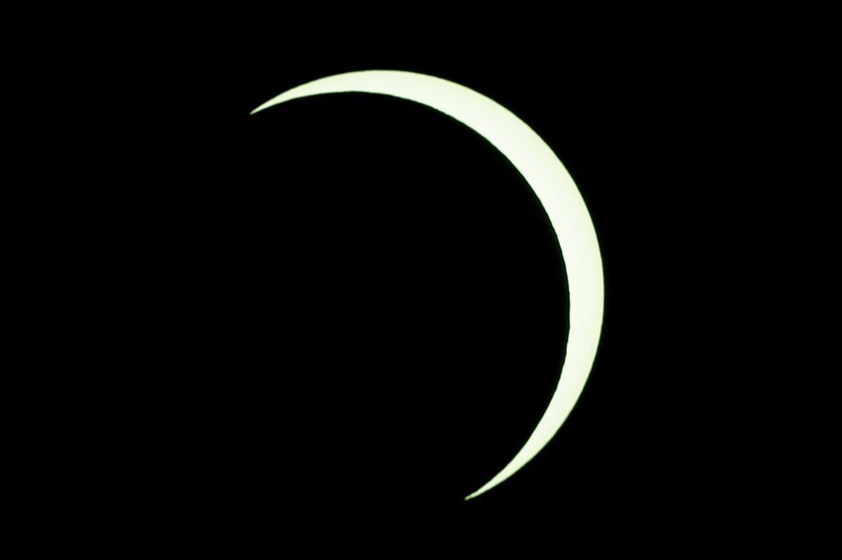 Затмение будет видно лишь вюжном полушарии Земли / REUTERS