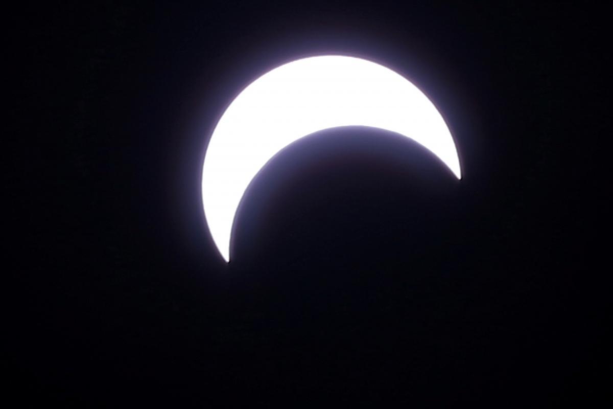 30 ноября 2020 произойдет Лунное затмение в Близнецах/ фото REUTERS