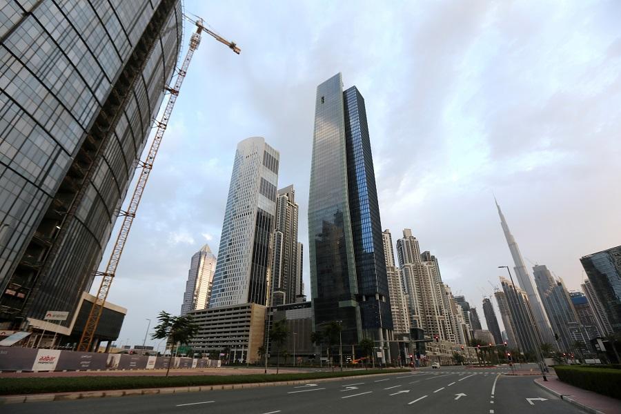 У Дубаї з'явиться канатна дорога \ фото REUTERS