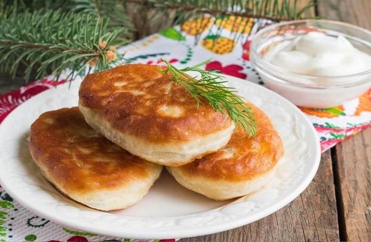 Смачніші пиріжки з горохом - рецепт / фото кухар.укр