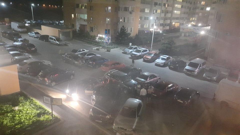 В Одессе произошла массовая драка / фото очевидца