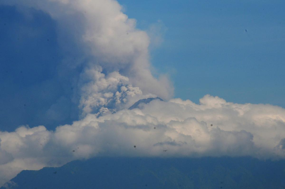Вулкан Мерапи / REUTERS