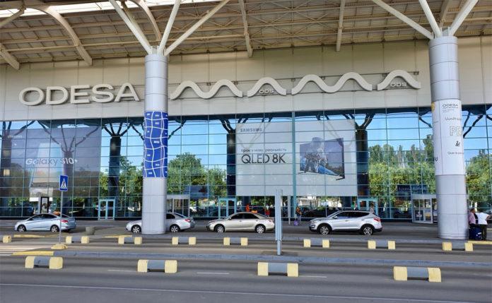 Одесский аэропорт будет закрыт более чем на сутки \ фото: аэропорт Одесса