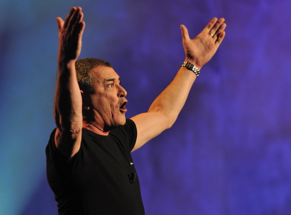Комик Жан-Мари Бигар претендует на кресло президента Франции / Flickr/Montreux Comedy Festival