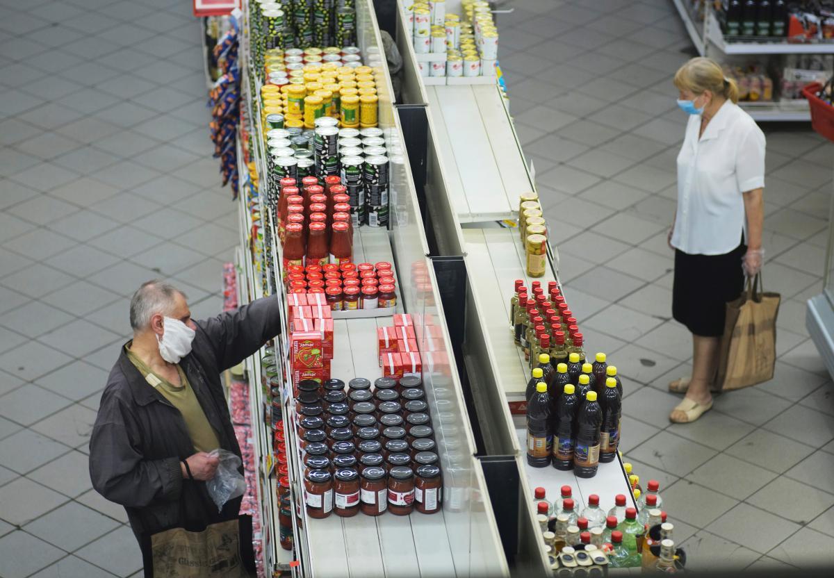 Оборот розничной торговли в Украине в этом году вырос на 6,7% / REUTERS