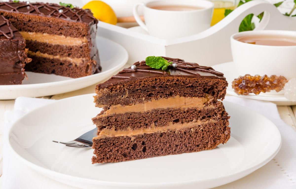 Лучший крем для бисквита - как приготовить / фото goodfon.com