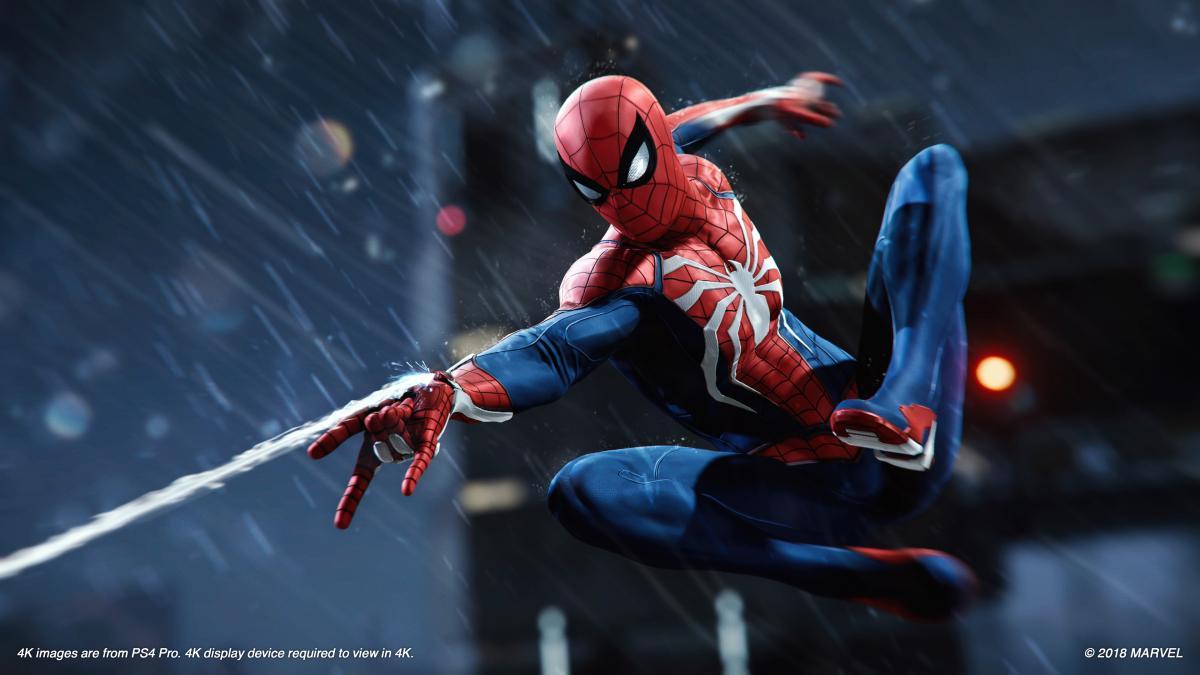Marvel's Spider-Man / store.playstation.com