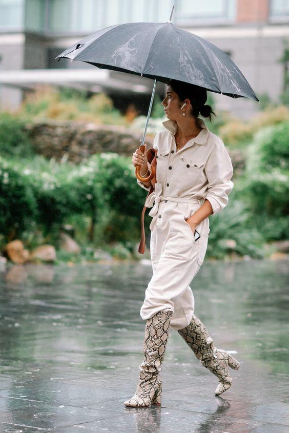 """Обувь из """"питона"""" очень яркая / фото pinterest.com"""
