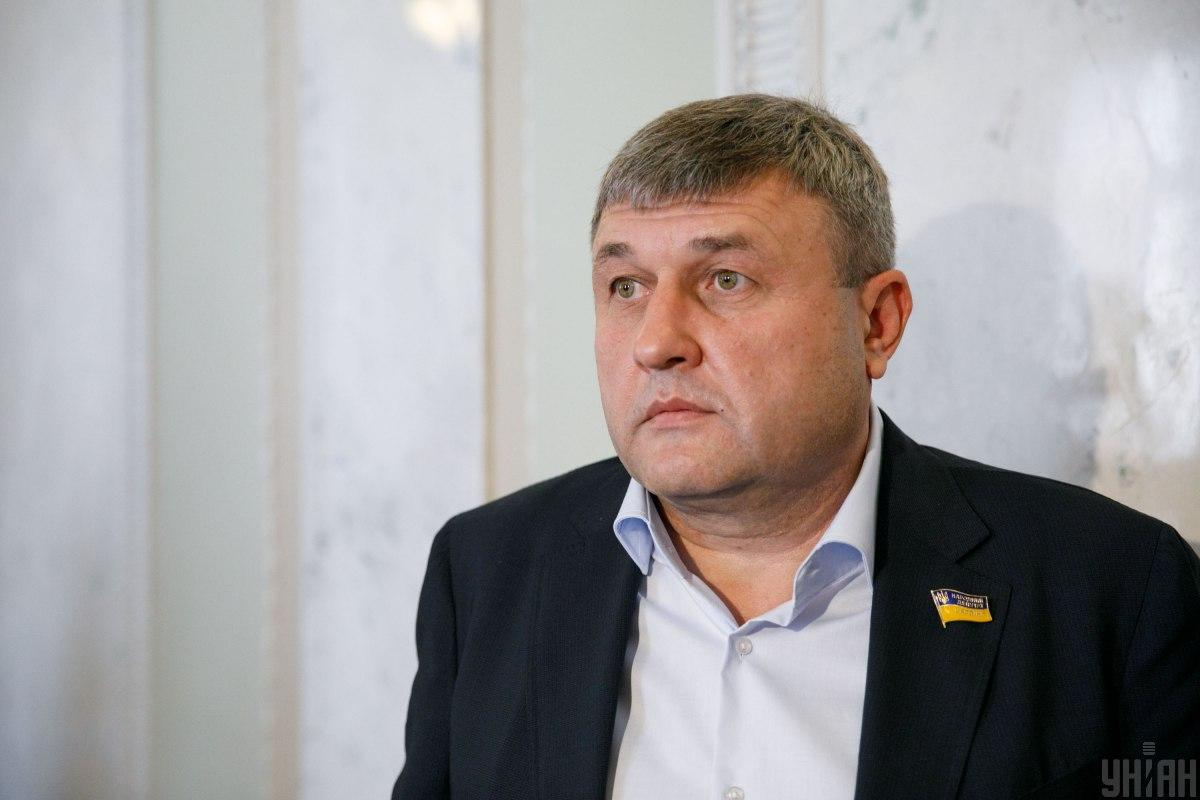 Нардеп Сергій Литвиненко / фото УНІАН