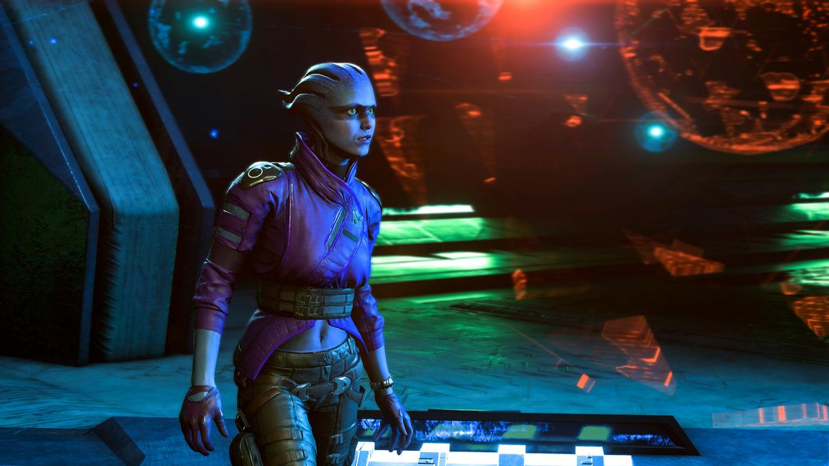 Andromeda стала не тем продолжением Mass Effect, которое ждали / store.steampowered.com
