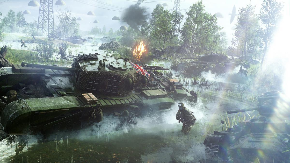 Battlefield V разочаровал фанатов / store.steampowered.com