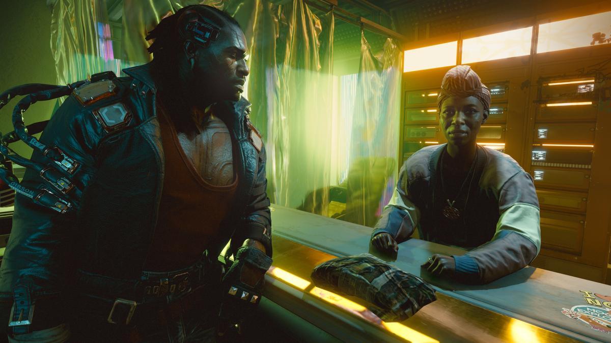 Cyberpunk 2077 еще до выхода оскорбил трансгендеров и чернокожих / store.playstation.com