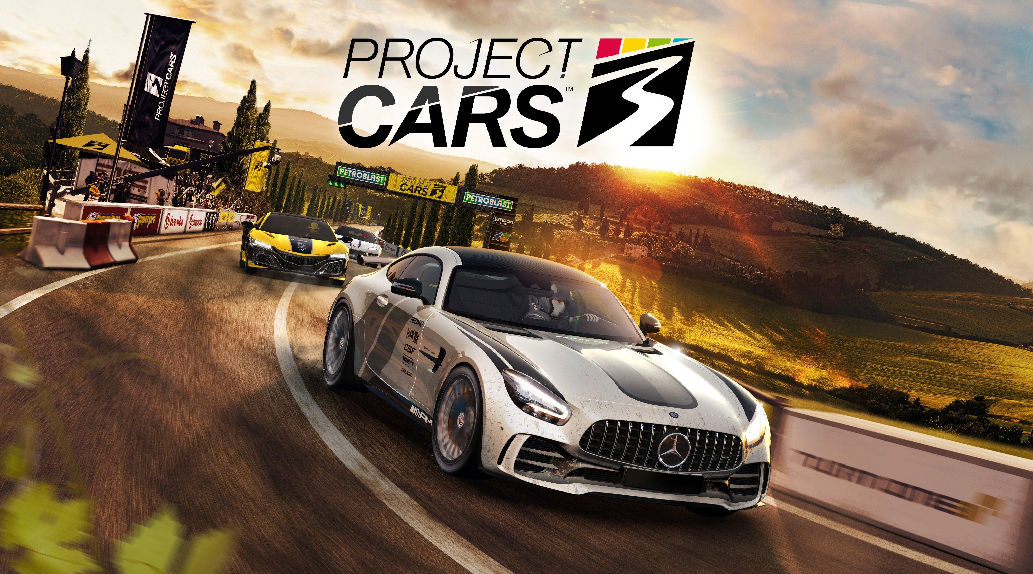 Project CARS 3 выйдет на ПК, PS4 и Xbox One / twitter.com