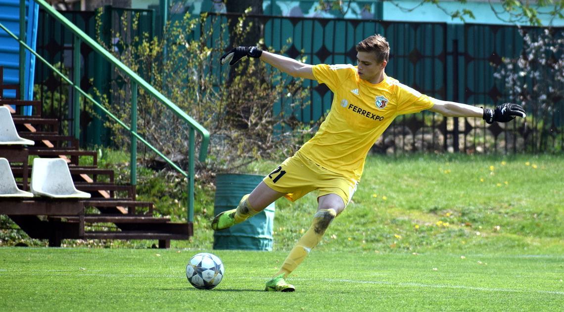 Исенко отразил три удара в серии пенальти / фото ФК Ворскла