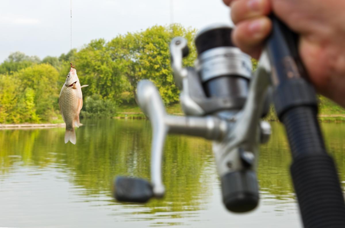 Сьогодні можна ходити на риболовлю / фото ua.depositphotos.com