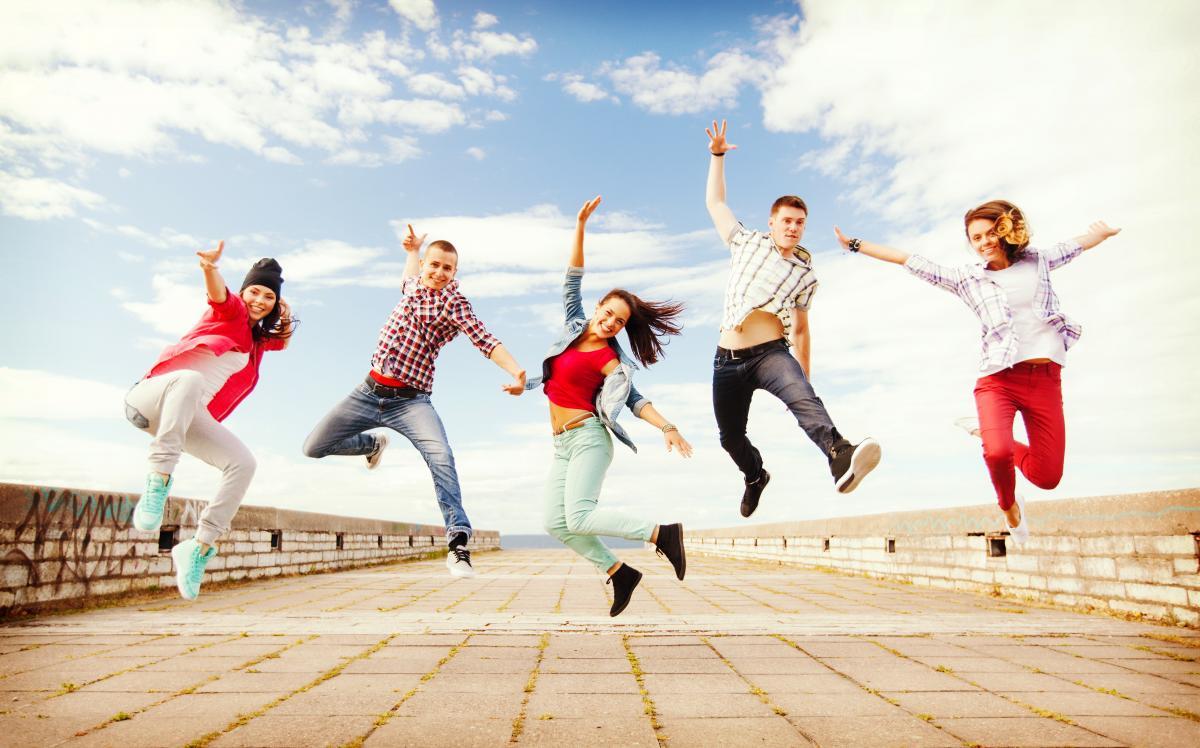 День молоді 2020 / фото ua.depositphotos.com