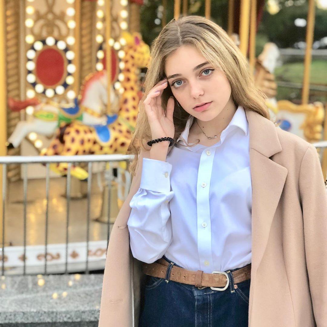 Ранее Кристина Жуковская участвовала в конкурсе «Голос. Дети» / пресс-служба