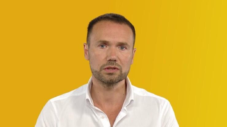 Шкарлет з 2010 року був ректором Чернігівського технологічного університету / скріншот