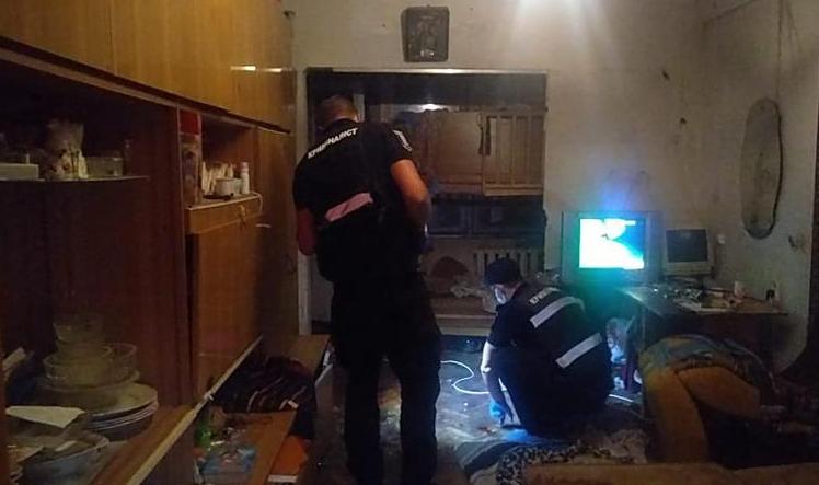 Мать избитого мальчика воспитывает еще одного сына / фото facebook.com/UA.KyivPolice