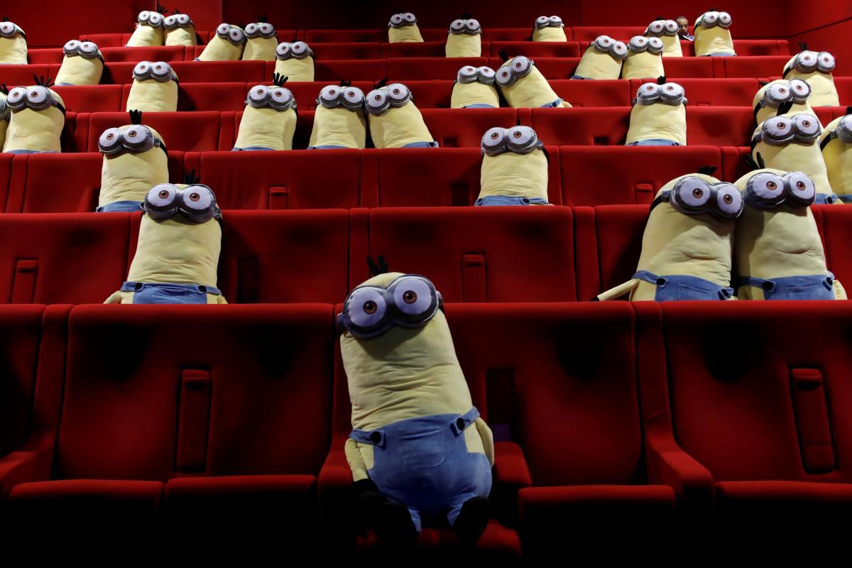 Со 2 июля в Украине заработают кинотеатры / фото REUTERS