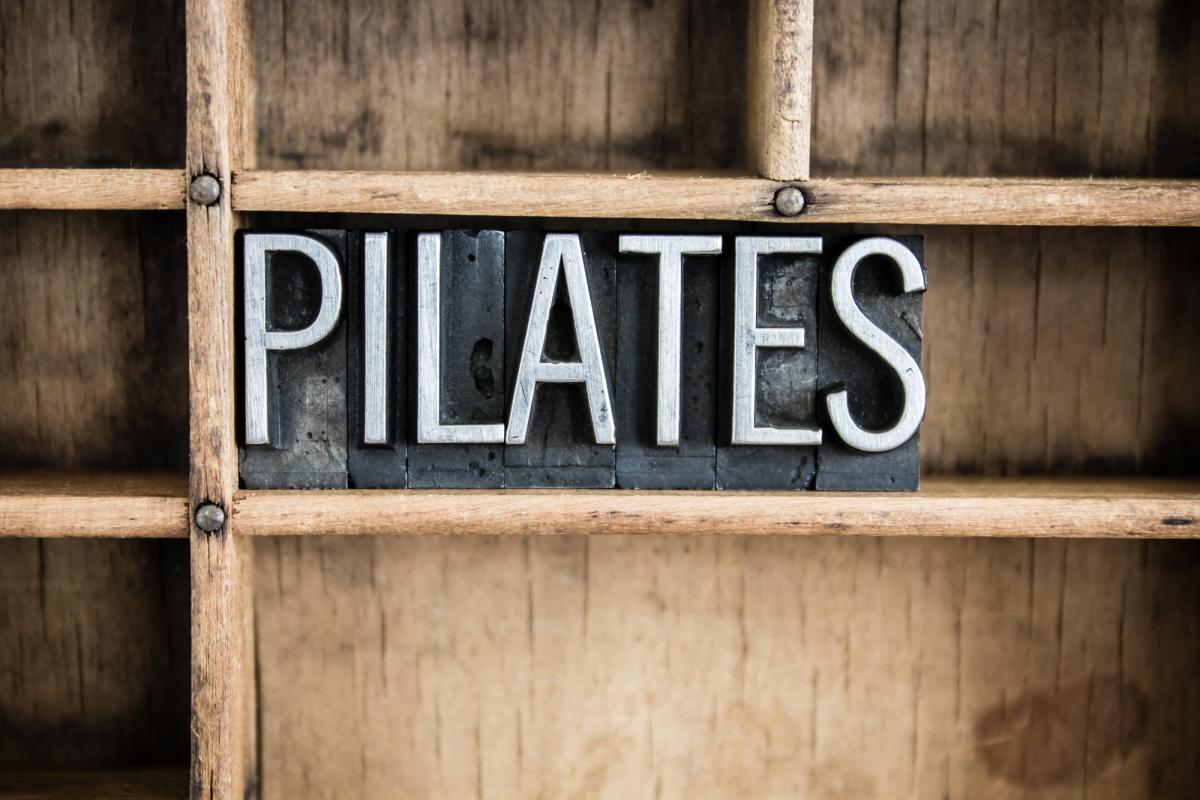 Что такое пилатес / фотоua.depositphotos.com