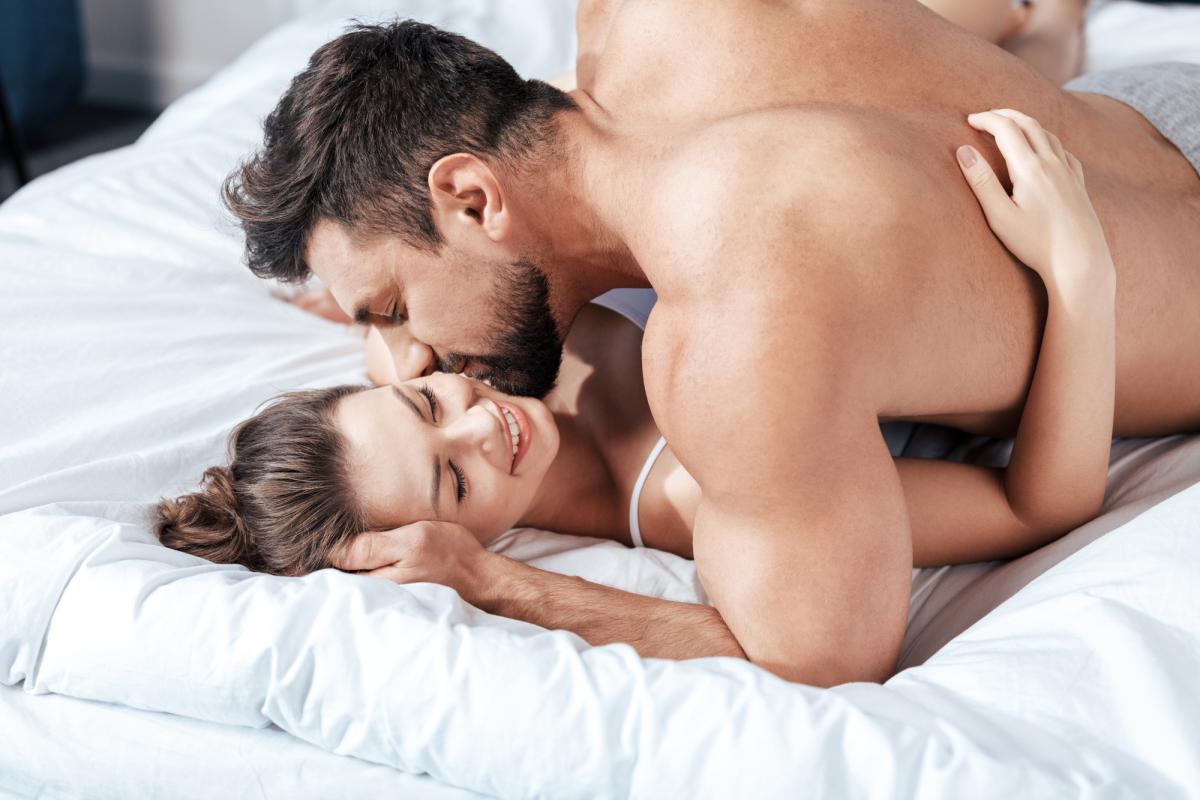 Как прокачать секс в миссионерской позе / фотоua.depositphotos.com
