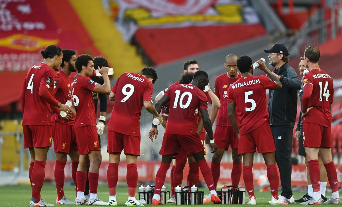 Ливерпуль / фото REUTERS