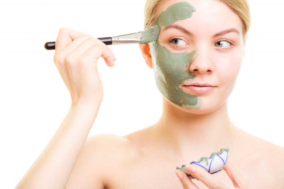 Рецепты масок для жирной кожи / фото ua.depositphotos.com