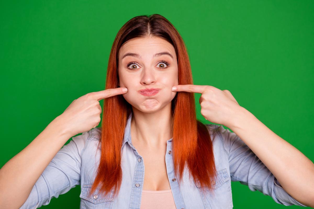 Упражнения для лица / фото ua.depositphotos.com