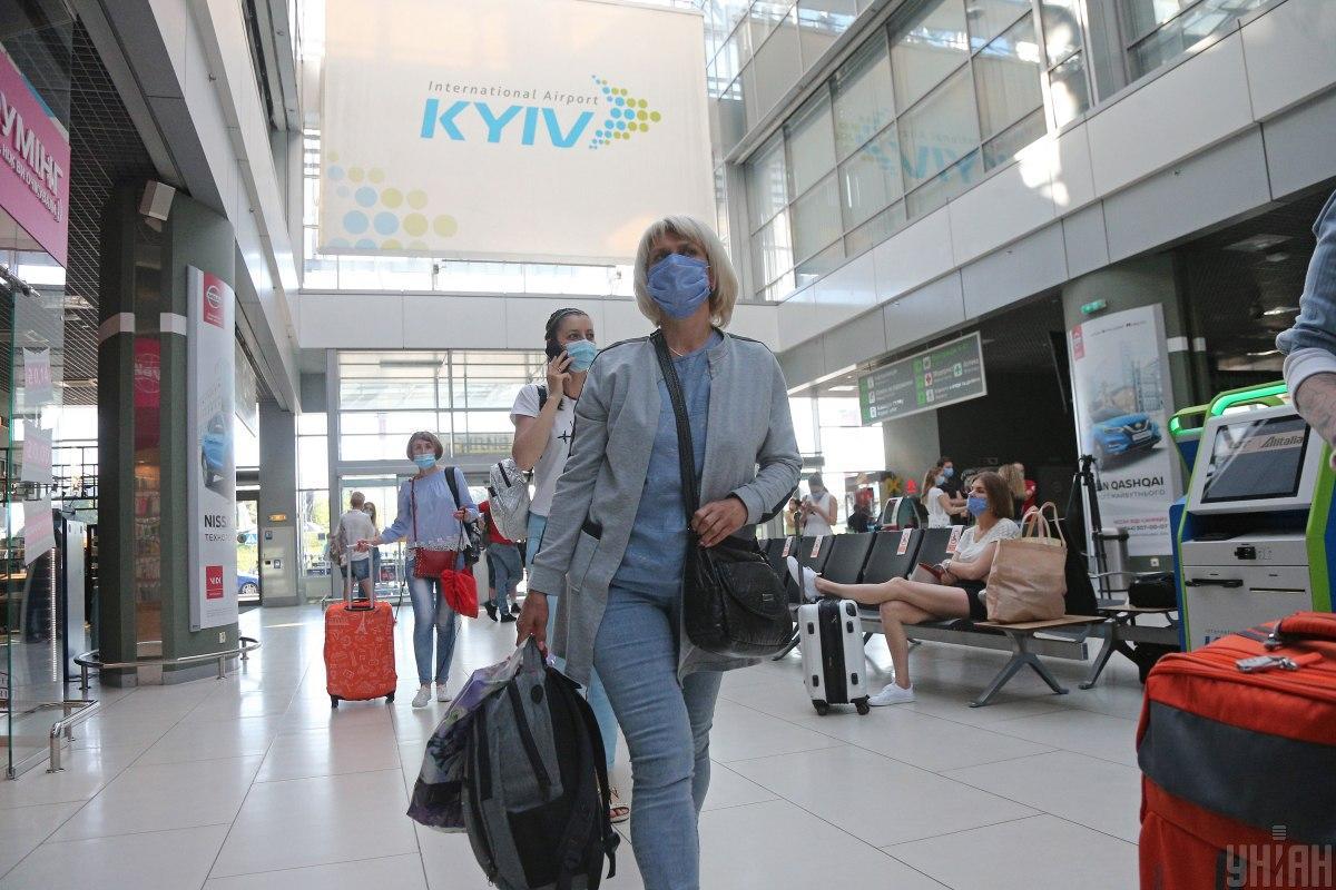 Иностранцам разрешен въезд в Украину / фото УНИАН