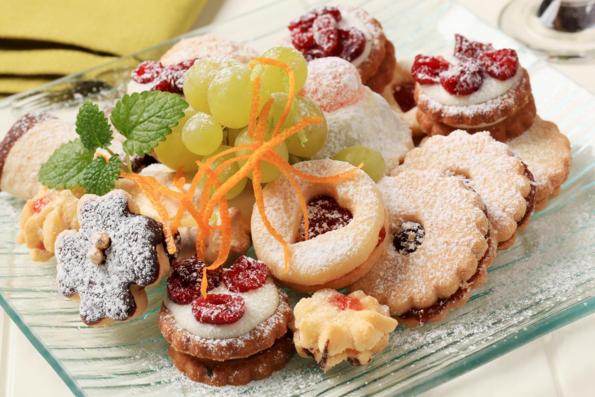 Рецепт печеньяна кефире / фото ua.depositphotos.com