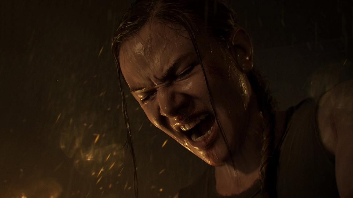 The Last of Us Part II / скриншот