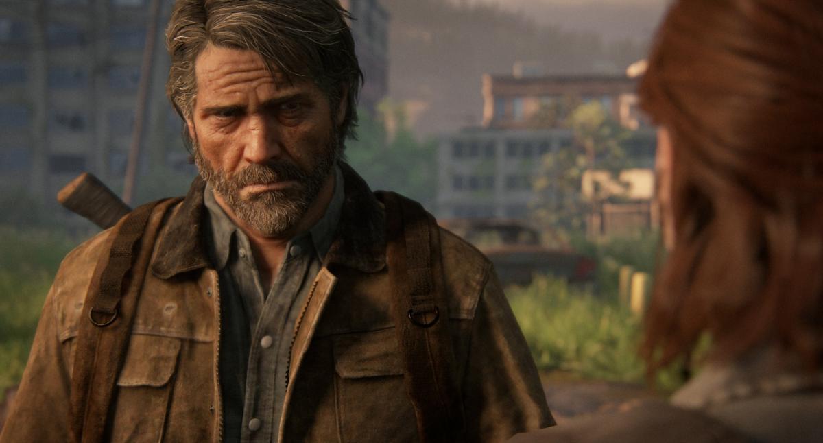 Джоэл - главный герой первой части / скриншот