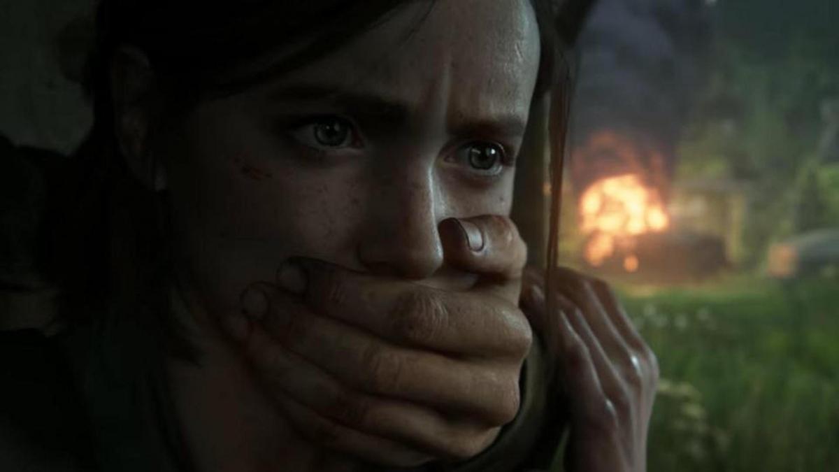 В трейлере позади Элли был Джоэл, а в игре - Джесси / скриншот