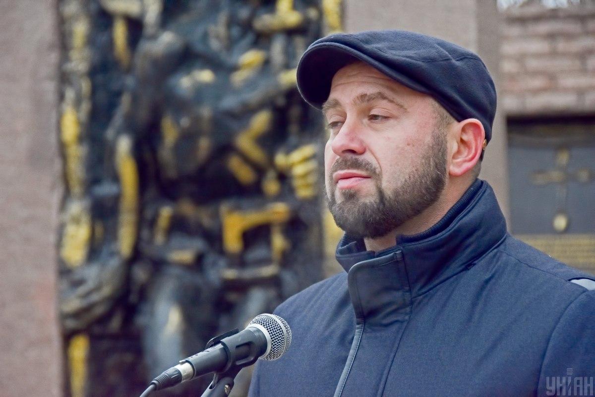 Андрея Балоня задержали сегодня / фото УНИАН