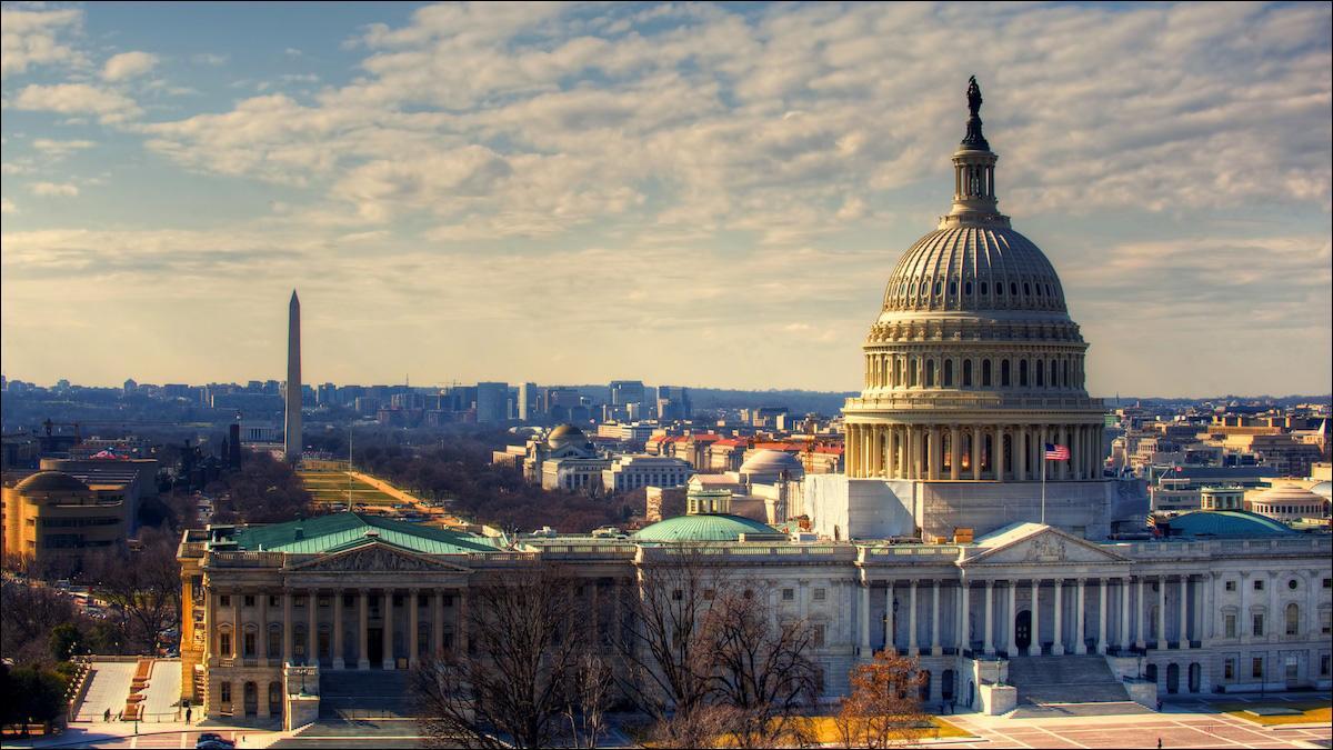 Жители Вашингтона не имеют возможности избирать своих представителей в федеральный Конгресс / фото prousa.info
