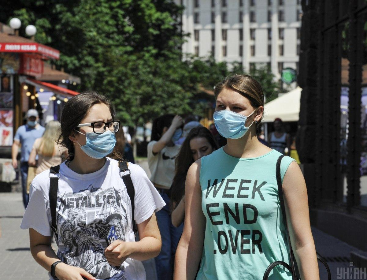На Киевщине усилили карантин из-за коронавируса / фото УНИАН