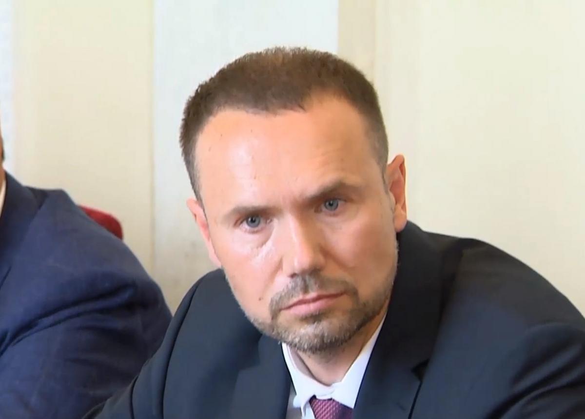 Сергей Шкарлет / скриншот из видео