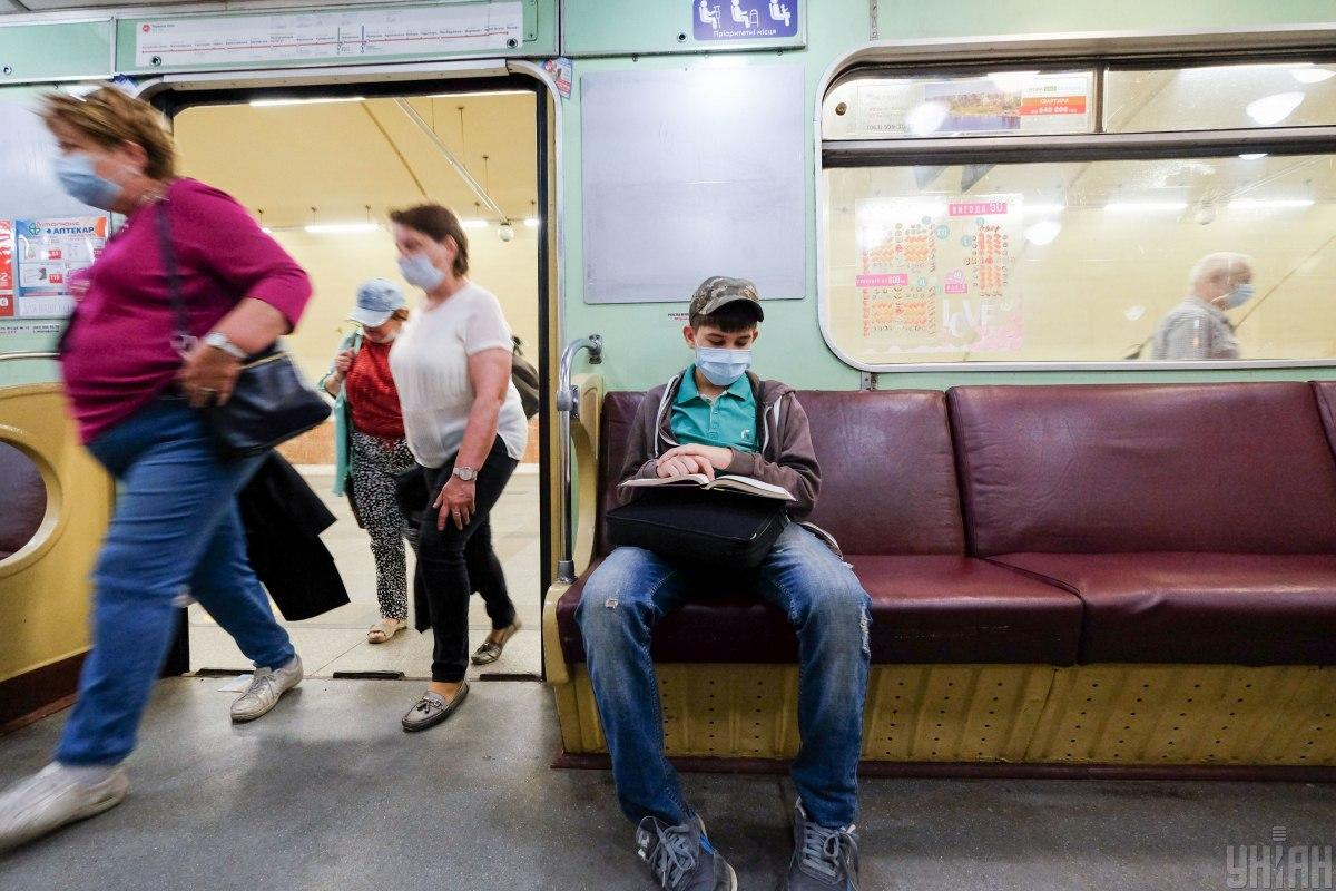 Как будет работать киевское метро / Фото УНИАН