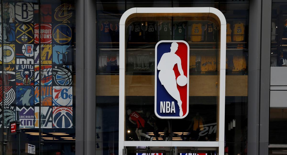 Лого НБА / фото REUTERS