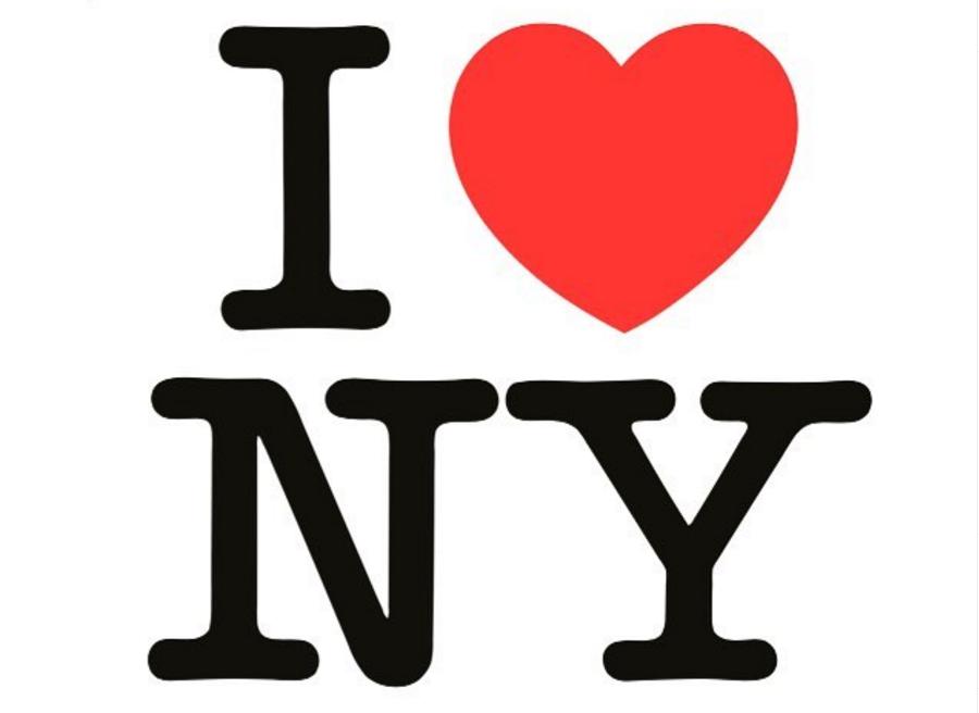 Логотип «Я люблю Нью-Йорк» сталнаиболее копируемым в истории дизайна