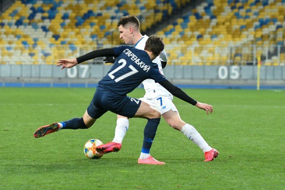 Десна і Динамо провели між собою вже чотири матчі цього сезону / фото ФК Динамо Київ