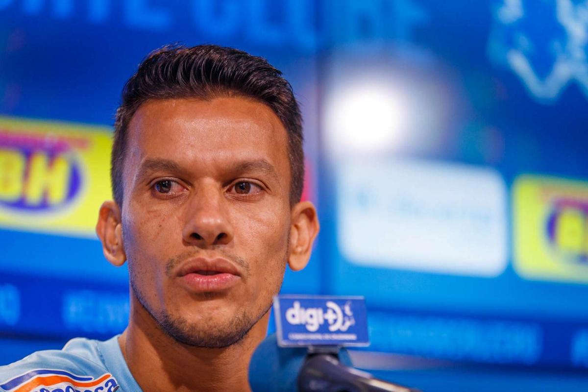 """Енріке багато років грав за """"Крузейро"""" / фото Cruzeiro"""