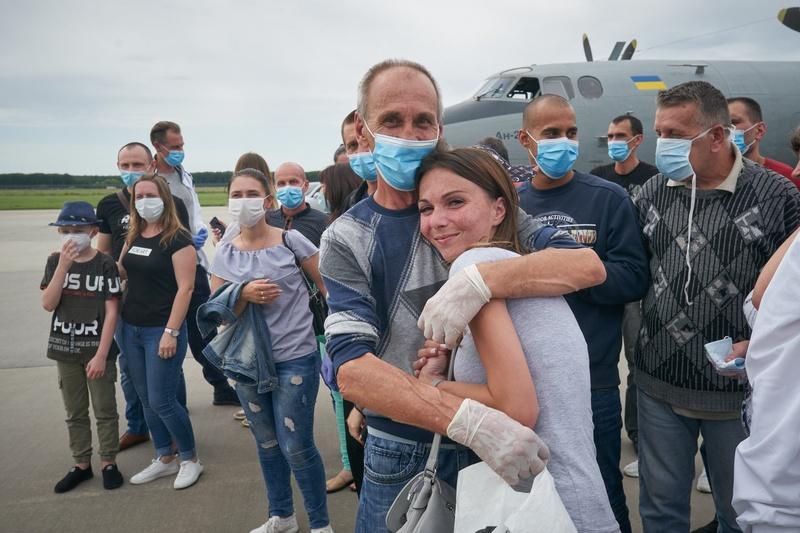 """Cамым сложным был первый год заключения / фото Фонд помощи морякам """"Ассоль"""", Facebook"""