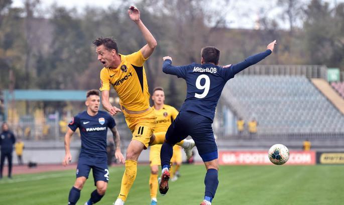 Мариуполь и Днепр-1 ведут борьбу за лидерство во второй шестерке / фото ФК Мариуполь