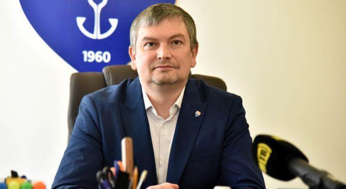 Андрій Санін прокоментував ситуацію з матчем проти Карпат / фото fcmariupol.com