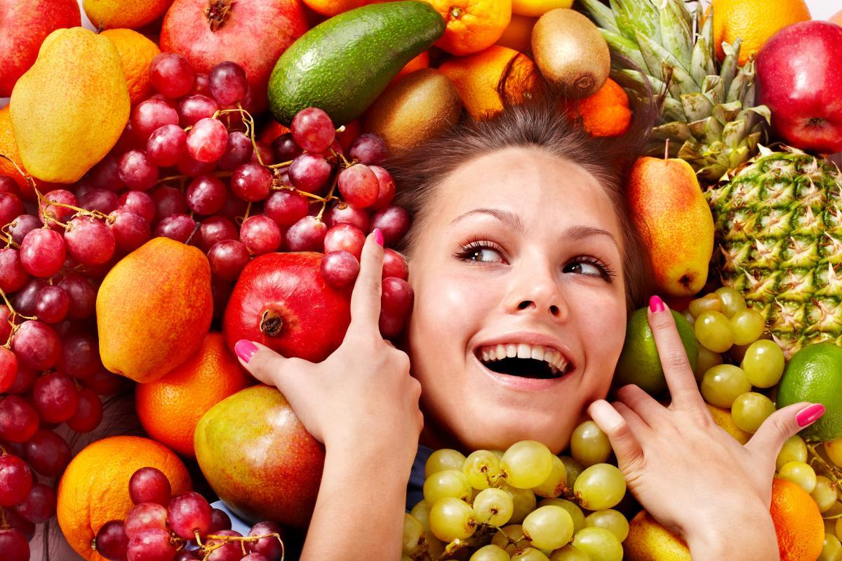 Фруктовые маски для лица - хит лета / фото ua.depositphotos.com