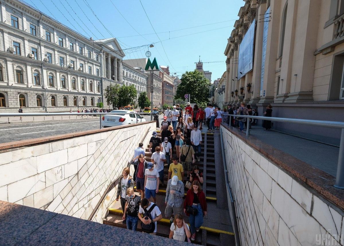 В Киеве зафиксирован коронавирусный антирекорд / вот УНИАН