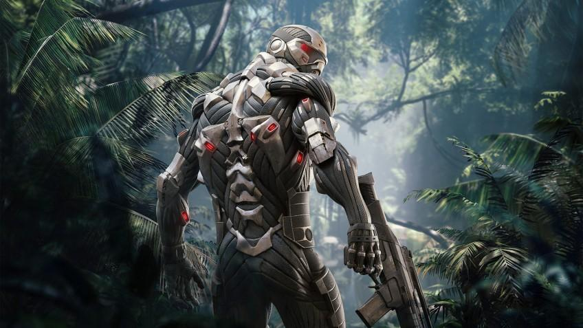 Crysis Remastered выйдет на PlayStation 4, Xbox One, Nintendo Switch и ПК / twitter.com